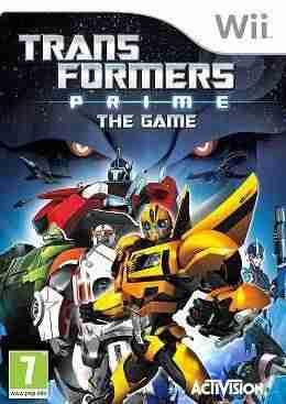 Descargar Transformers Prime The Game [English][USA][ProCiSiON] por Torrent